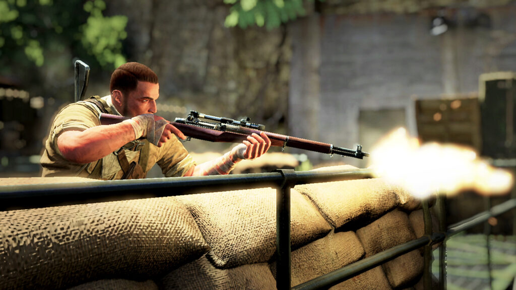 Sniper Elite 3 Switch Launches October 1st 2019