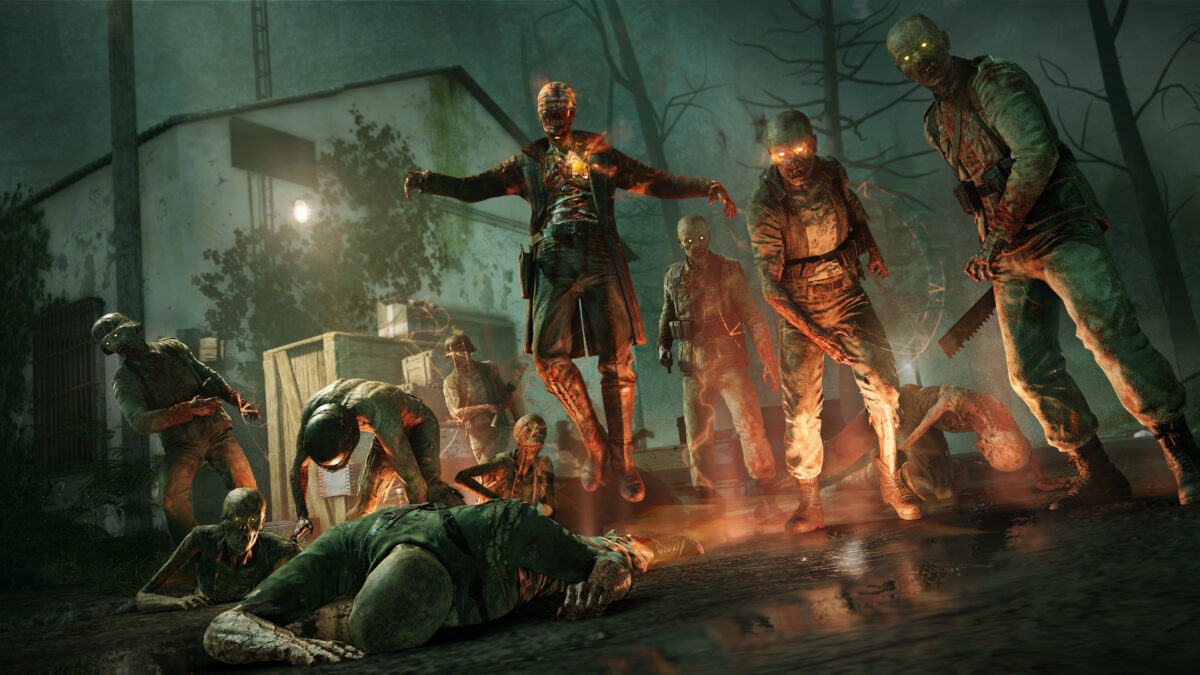Zombie Army 4: Dead War Rises February 4, 2020