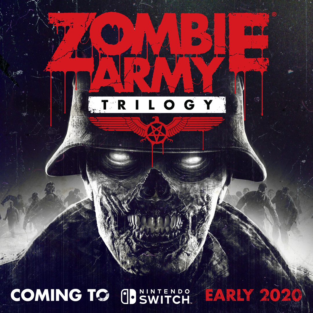 ZOMBIE ARMY TRILOGY RISES ON NINTENDO SWITCH NEXT YEAR