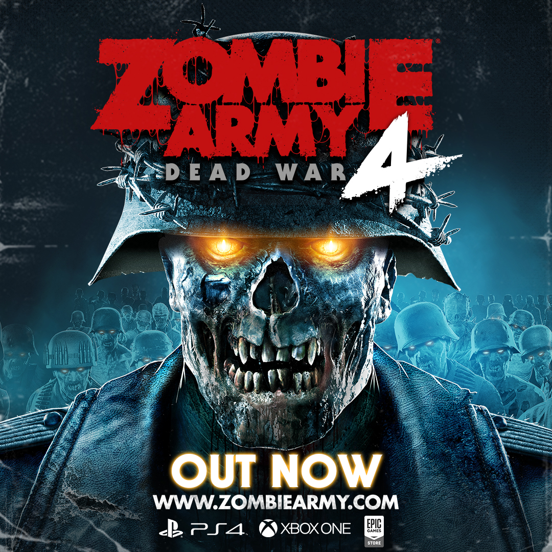 The Reviews Are In – Zombie Army 4: Dead War Is A Graveyard Smash Hit!