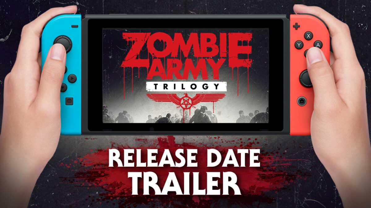 Zombie Army Trilogy launches on Nintendo Switch, 31st March 2020