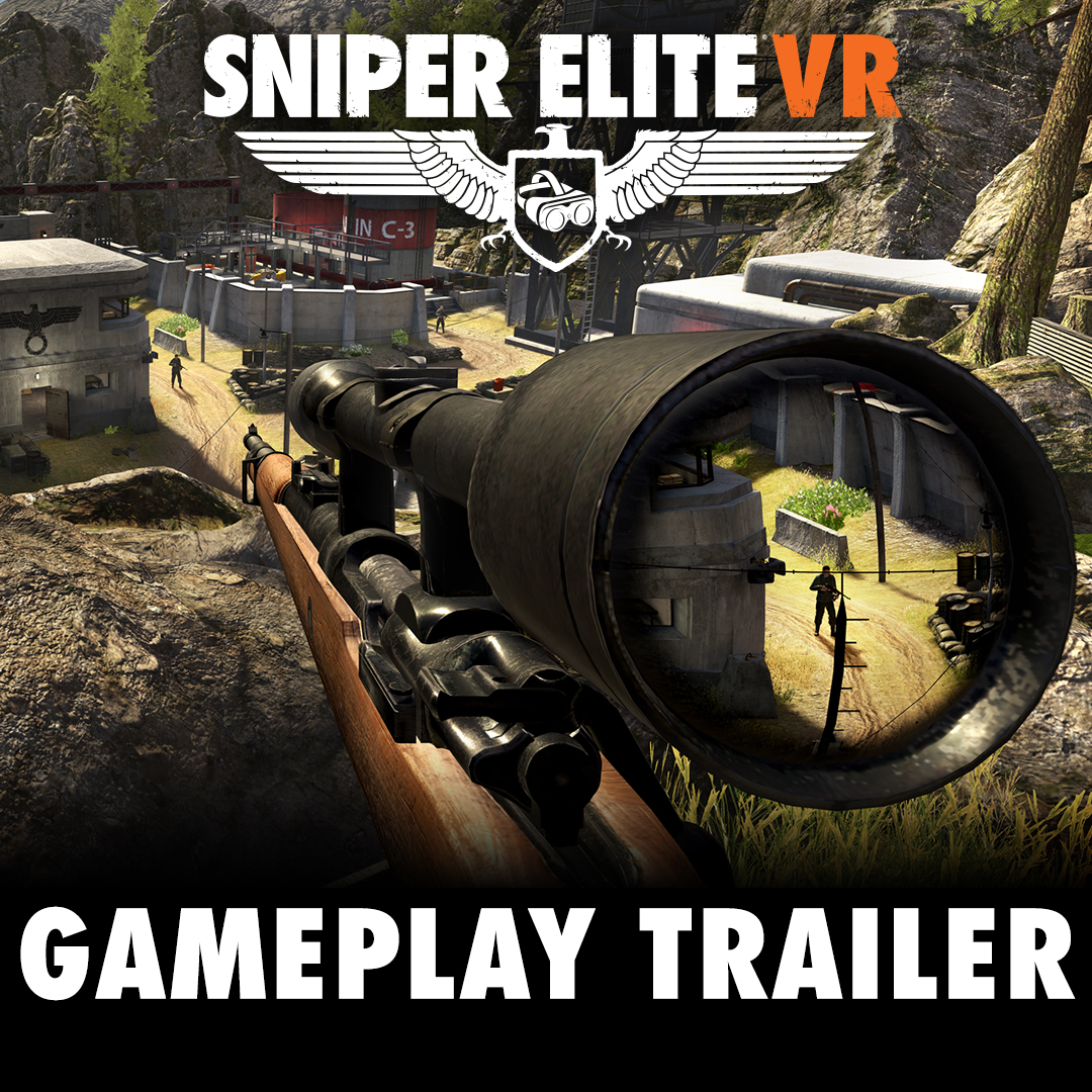 Sniper Elite VR is coming to the Oculus Quest Platform