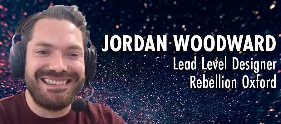 Jordan Woodward - Lead Level Designer - Rebellion Oxford