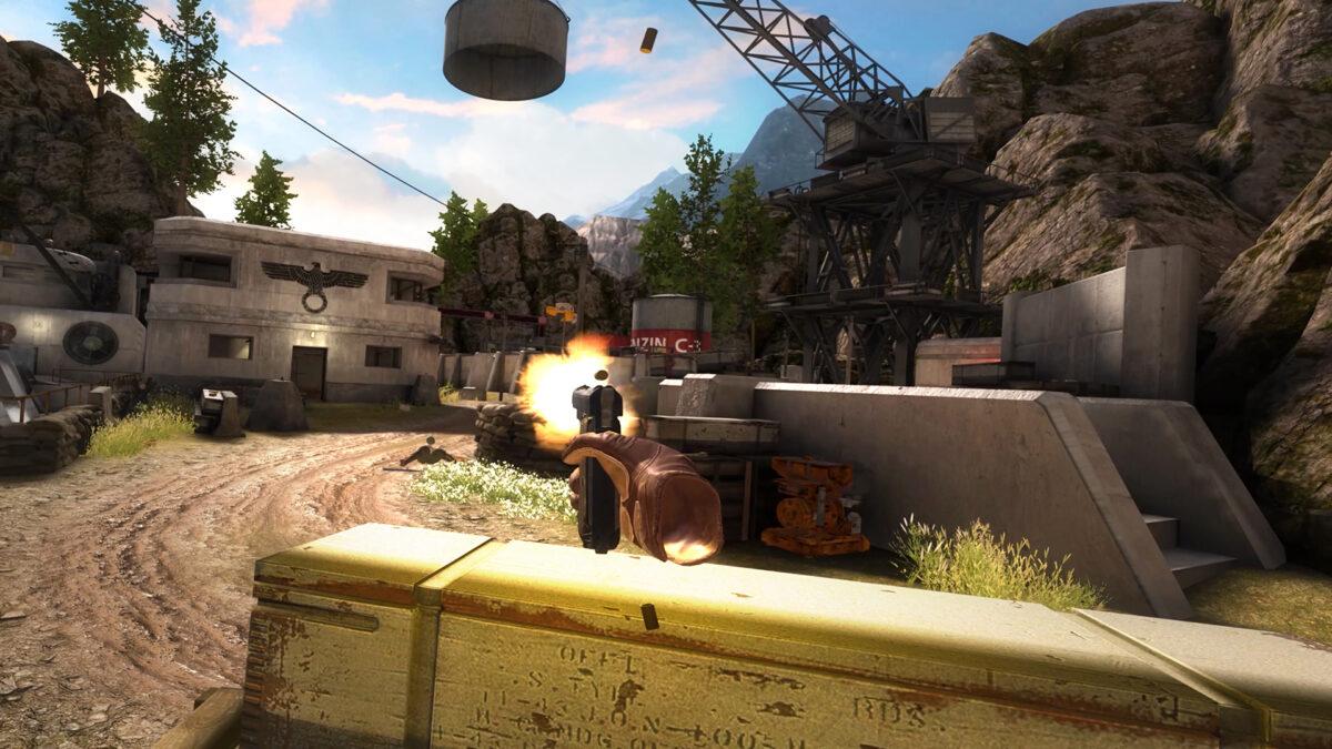 Sniper Elite VR Screenshot