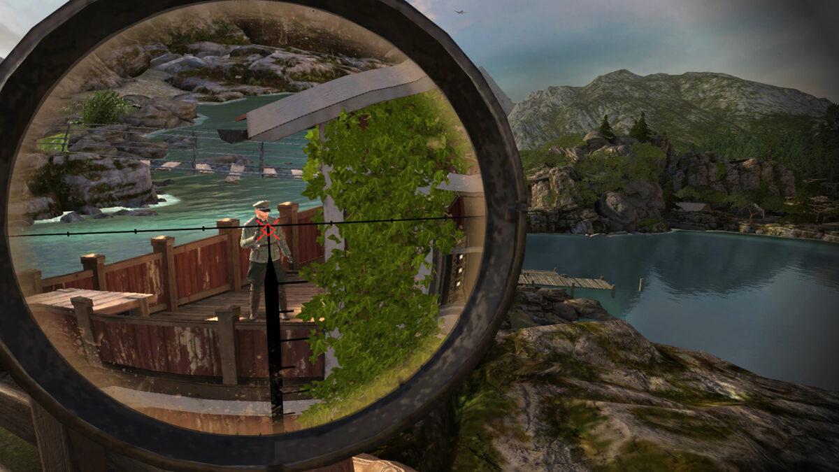 Sniper Elite PSVR & PCVR | Tuesday 20 July Patch Notes
